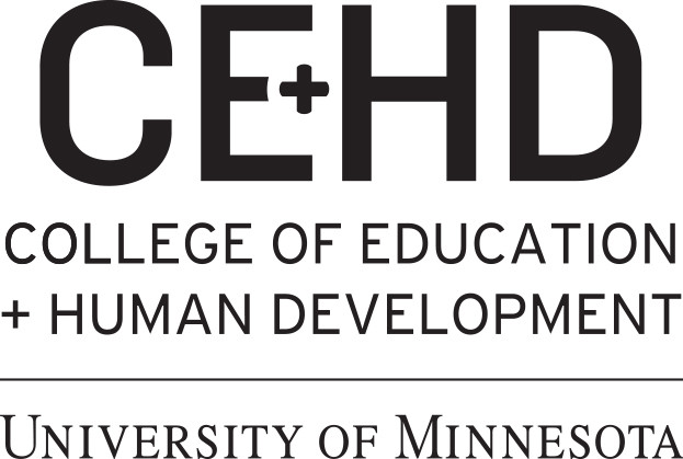College of Education and Human Development word mark
