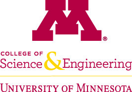 Word mark for the UMN College of Science and Engineering